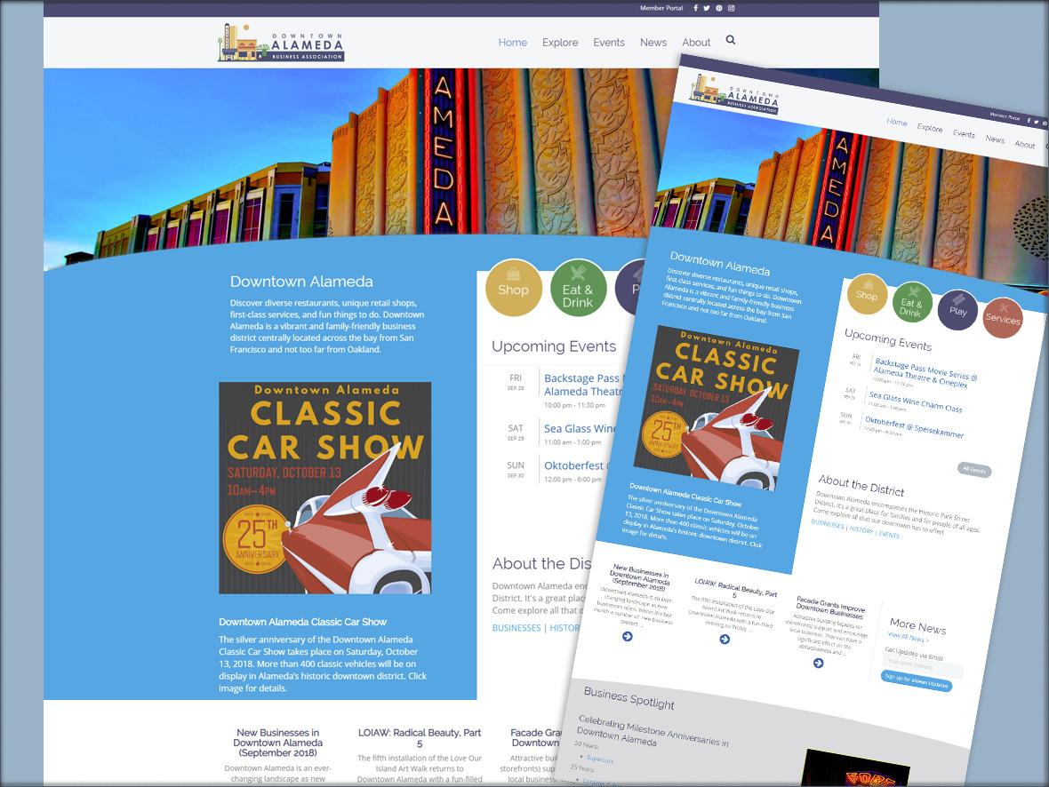 Bay Area Website Design and Development