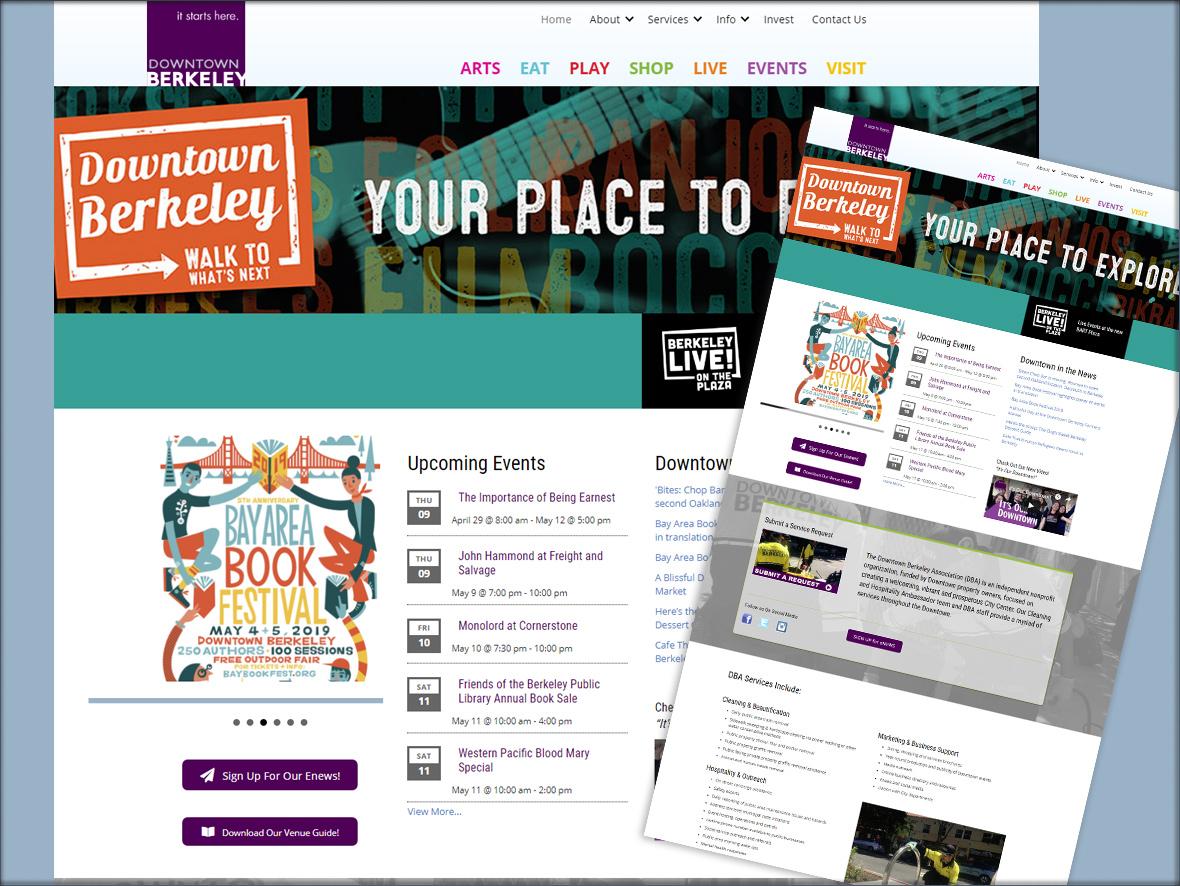 Berkeley Website Small Business Web Development